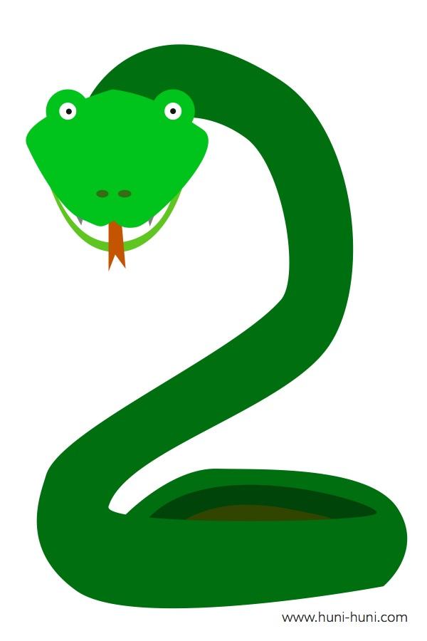 flashcard-color-animals-snake-halas-bitin