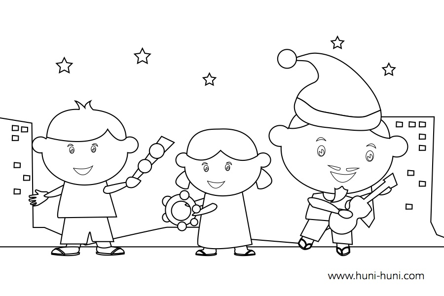 flashcard-outline-coloringpage-pasko-panaygon