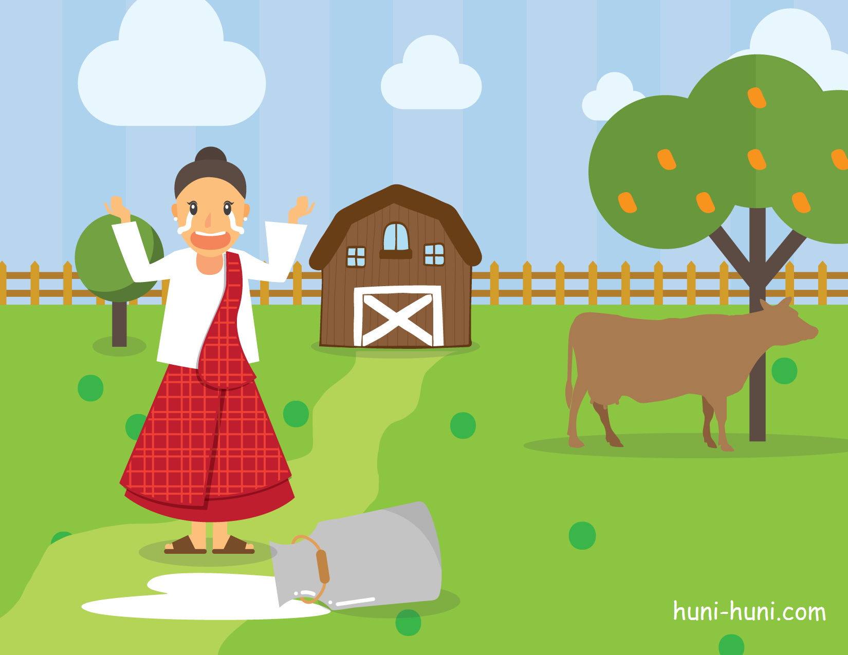 milkmaid story in cebuano language aesop fable
