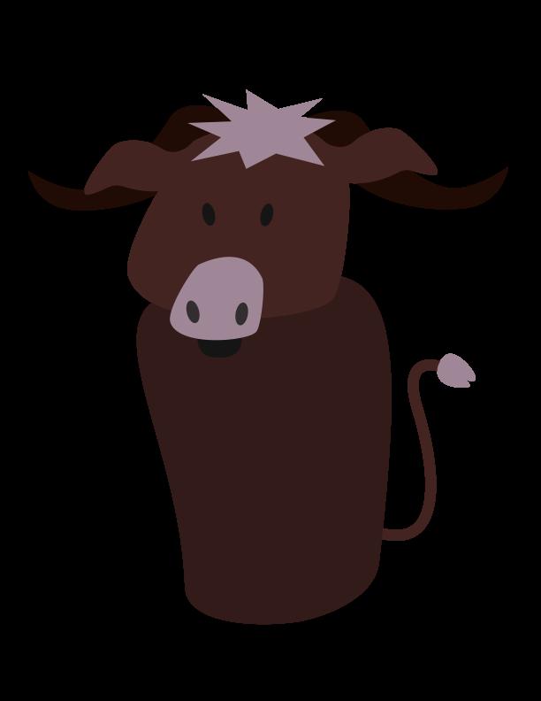 huni-huni-flashcard-colored-kabaw-waterbuffalo-fingerpuppet