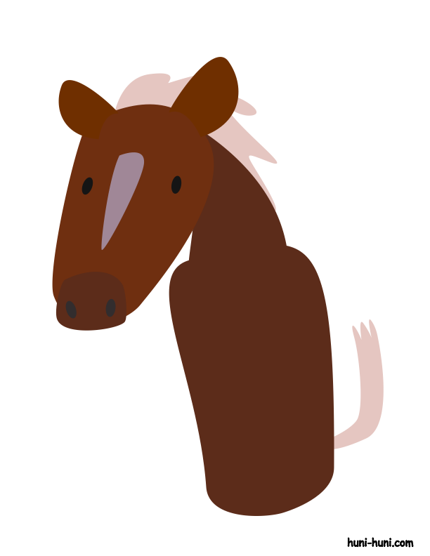 huni-huni-flashcard-colored-kabayo-horse-fingerpuppet