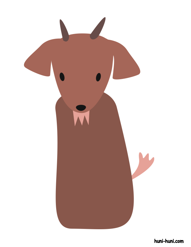 huni-huni-flashcard-colored-kanding-goat-fingerpuppet