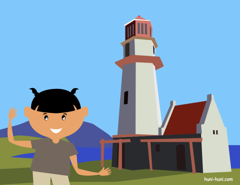 huni-huni-flashcard-colored-BascoLighthouse-Batanes